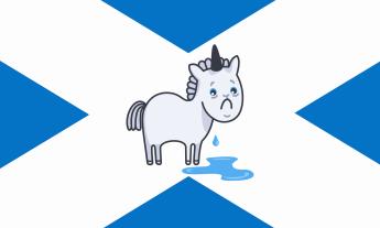 Sad unicorn votes no