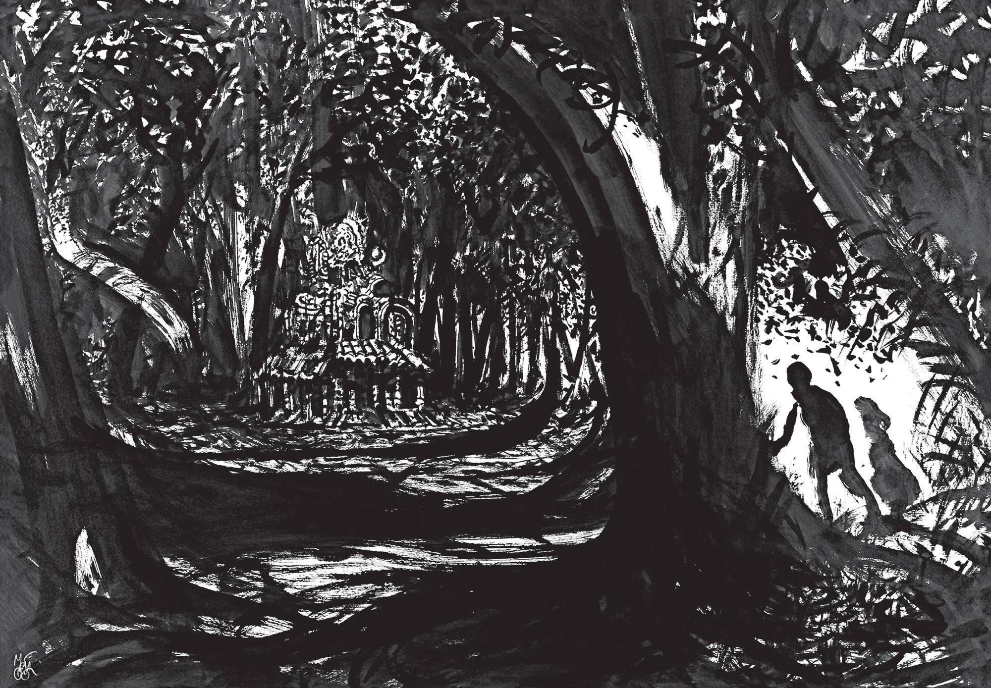 Hansel & Gretel by Neil Gaiman and Lorenzo Mattotti
