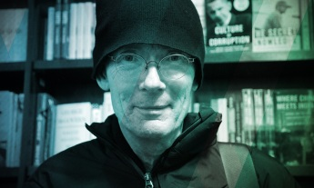 William Gibson in 2012. Photo: Gilly Youner