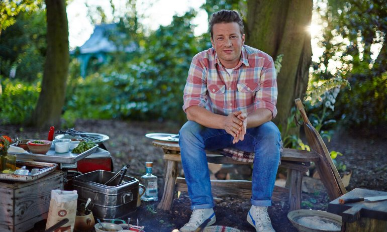 Jamie Oliver. © Jamie Oliver Ltd, Photographer: Joe Sarah