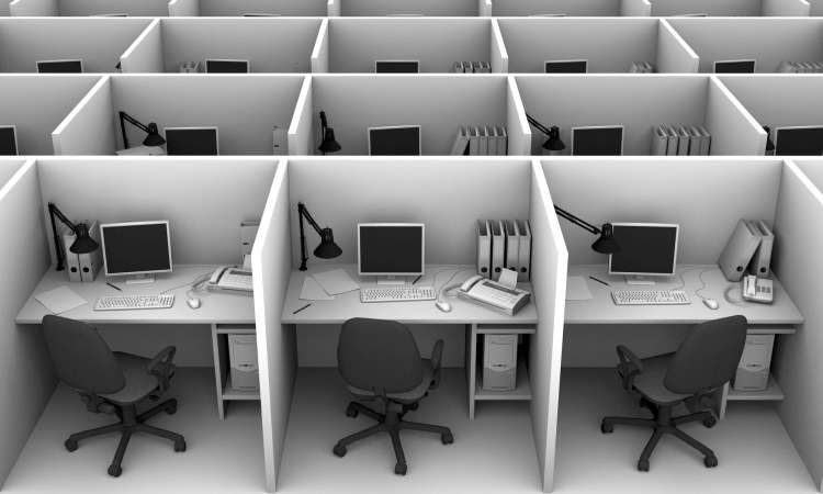 Why every office should scrap its clean desk policy |