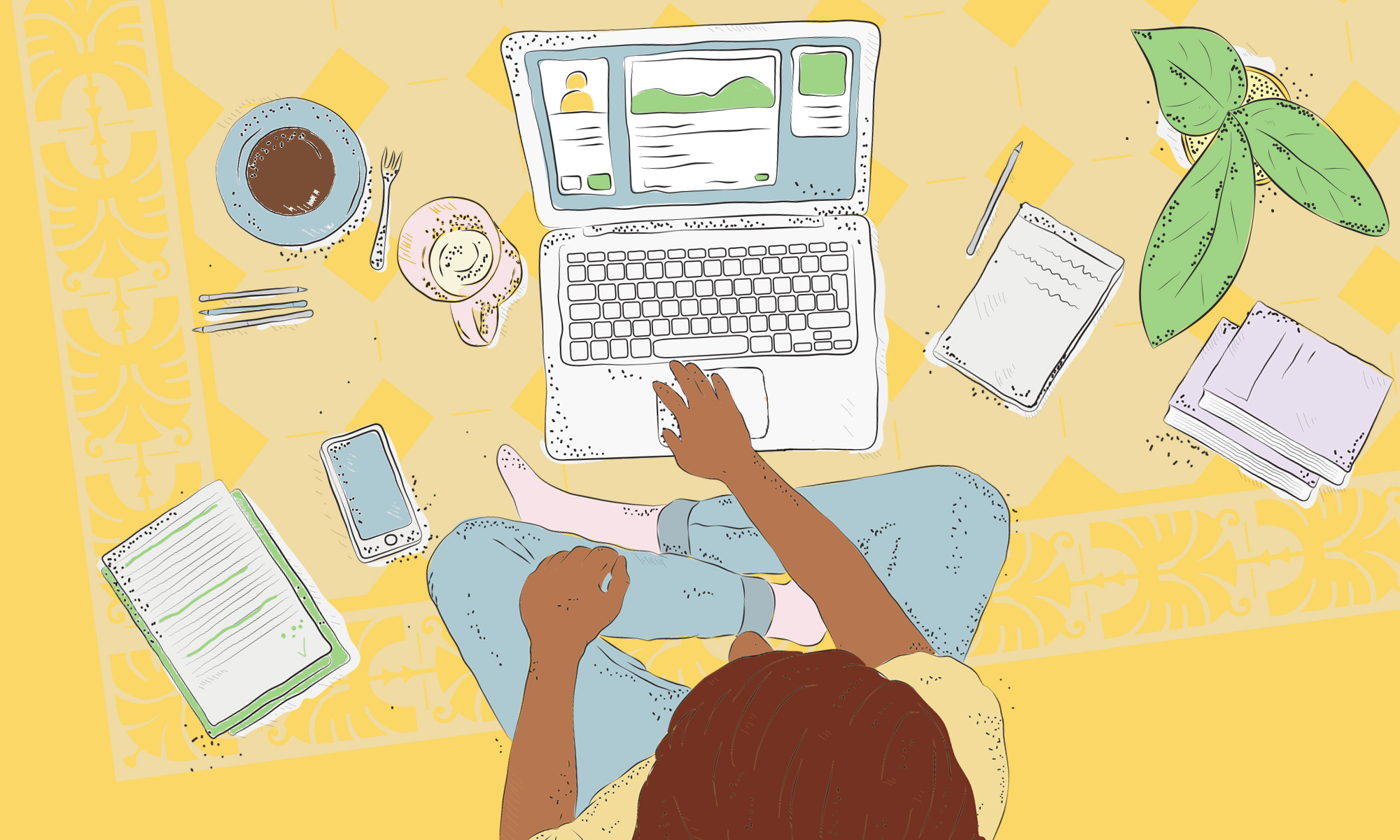 Why working from home should be standard practice  
