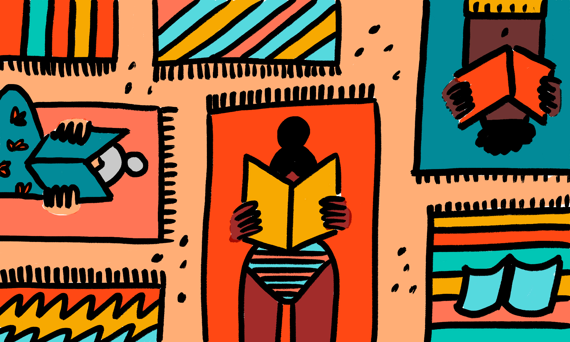 88 books to enjoy this summer: the TED reading list