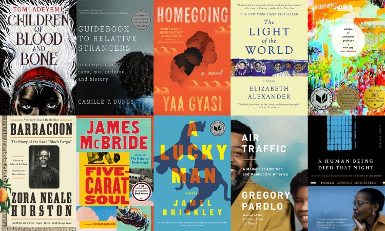 62 great books by black authors