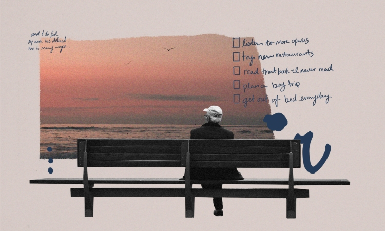 """Dear Guy: """"At some point, I will retire — and that terrifies me"""""""